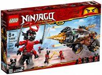 Lego Ninjago Legacy 70669 La foreuse de Cole - Jeu de construction