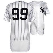 "AARON JUDGE Signed / Inscribed ""2017 AL ROY"" Authentic Yankees Jersey FANATICS"