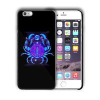 Zodiac Sign Cancer Iphone 4s 5 SE 6 6s 7 8 X XS Max XR 11 Pro Plus Case Cover 4