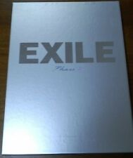 EXILE 'PHASE 2' Photo Collection Book Moble Limited Edition