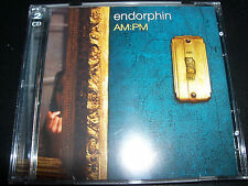 Endorphin AM PM – Enhanced incl Live CD Rom Interview 2 CD Set - NEW