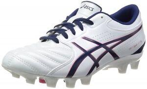asics soccer shoes Spike asics women DS LIGHT X-FLY SL TSI801 Pearl white / navy