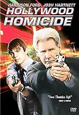 Hollywood Homicide (DVD, 2003) - Disc Only - Free Ship