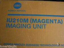 New GENUINE KONICA MINOLTA BIZHUB  C250 C252 Magenta drum Unit  IU210M 4062-401