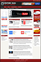 YOUTUBE GUIDE - Professionally Designed Affiliate Website - Free Installation