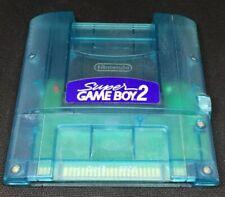 Super Gameboy 2 SFC Nintendo Super Famicom Japanese SNES *USA SELLER*