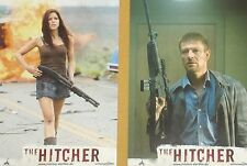 The Hitcher - Lobby Cards Set - Sean Bean, Sophia Bush - Horror