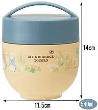 Skater warm cold bowl lunch jar 540ml My Neighbor Totoro Flower lunch box LDNC6