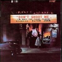ELTON JOHN Don't Shoot Me I'm Only The Piano Player CD BRAND NEW