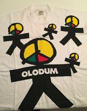 ORIGINAL OLODUM T-SHIRT - EXTREMELY RARE!!! - FIRST EDITION - MICHAEL JACKSON
