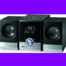REPRODUCTOR CD MP3 CON MANDO RADIO FM EQUIPO DE MUSICA MINICADENA USB Bluetooth