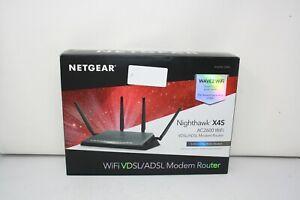 Netgear Nighthawk X4S AC2600 D7800 VDSL/ADSL Modem Router (OFFERS WELCOME)