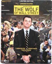 Blu-ray The Wolf of Wall Street - Steelbook 2 dischi di Martin Scorsese Usato