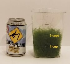 2 cups of Macro Algae Chaetomorpha Chaeto for Marine Aquarium Refugium