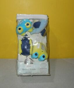 Carters Child of Mine On The Go Boys Crib Mobile - Cars Plane Helicopter - Brahm