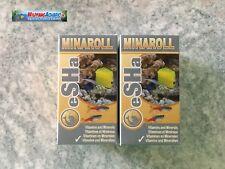 2 x eSHa Minaroll Spurenelemente,Vitamine und Mineralien 20ml