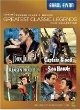 TCM Greatest Classic Legends Film Collection: Errol Flynn DVD Vincent
