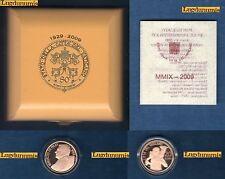 Vatican 2009 - 20 Euro BE OR 2930 Exemplaires - Sculpture  Le Bon Pasteur