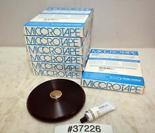 Seven Rolls of Tolber Division Miccrotape Plating Tape (Inv.37226)