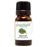 5 ml Basil Essential Oil (100% Pure & Natural) - GreenHealth