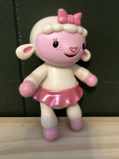 "Disney Just Play Doc McStuffins Lambie the Lamb Jointed 5"" Poseable Figure"