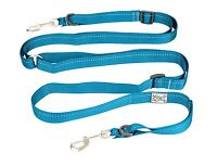"""Rc Pets Hands Free Active Lead Black 1"""" x 8ft  (Free Shipping in USA)"""