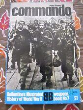 Commando Ballantine's (British Army Commandos in WWII) book No 7