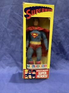 ⭐️Vintage Mego Superman Type 2 Rare WGSH✨