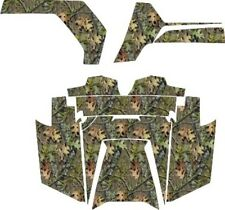 Polaris RZR RANGER 570 800 900 xp DECALS WRAP DOORS UTV camo camouflage leaves 1