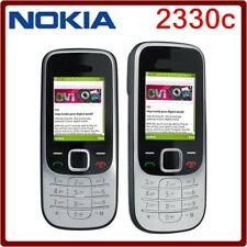 Nokia Classic 2330 2330c - Gray (Unlocked) multi-keyboard Cellular Phone