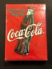 Coca-Cola Vintage Coke Playing Cards #351 New in Sealed Box - Coca-Cola cards