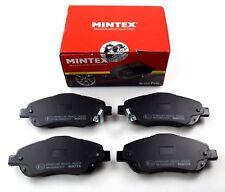 Mintex Pastillas De Freno Eje Delantero Para Toyota MDB2545 (imagen real de parte)