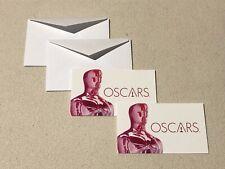 Oscar Statue Academy Awards The Oscars Cards And Envelopes