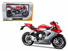 Maisto MV Agusta F3 Diecast Model Toy Motorcycle Sport Bike 1:12