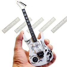 Mini Guitar scale 1:4 METALLICA kirk hammett Ouija miniature gadget collectible
