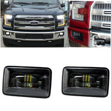 New Plug N Play Led Fog Lamp Upgrade Fog Light For Ford F-150 Fog lights 15-17