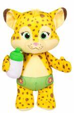 "🚛Fast Shipping! {NEW} Jim Hensons Word Party 10"" Franny Baby Cheetah Plush"