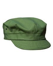 US Army WWII HBT Feldmütze Field cap USMC Vietnam Gr XL Vietnam USMC Marines WK2
