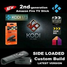 BEST BUILD! JA1LBR0KEN AMAZON FIRE STICK TV 2ND GEN K0DI 17.1 NO LIMITS!