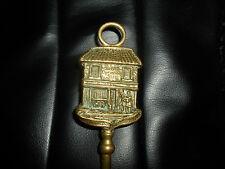 Vintage Brass Toasting Fork Old Curiosity Shop Lincolns Inn Fields London