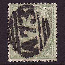 J42 JAMAICA 1889 2d GREEN (SG28) GOOD USED ST. ANN'S BAY A73