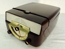 Vintage 1950's Zenith COBRA MATIC K666R Bakelite Phonograph Radio Record Player