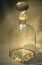More details for dartington  crystal   square  decanter  ft85 frank thrower