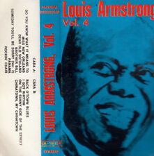 K 7 AUDIO (TAPE)  LOUIS ARMSTRONG  *BACK O TOWN BLUES*