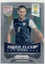 2014 Panini Prizm World Cup Stars Base #38 Clint Dempsey USA