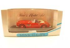 Minichamps - 22507- BMW 507 Cabrio Rouge  - 1/43 inbox/en boîte