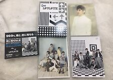 INFINITE Koi ni Ochiru Toki Japanese Limited Edition CD+DVD with HOYA Photobook