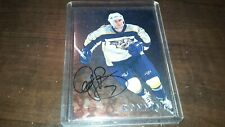 1998-99 BAP Be A Player Signature CLIFF RONNING #226 Auto