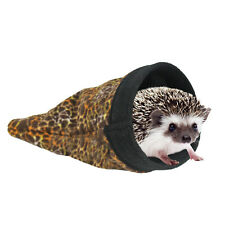 Hedgie Pouch (Giraffe) - Small Animal Cage Accessory - Hedgehogs, Guinea Pigs