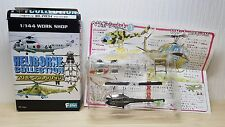 1/144 F-Toys Heliborne 1 Bell UH-1 Iroquois Huey US Army Helicopter model MIB